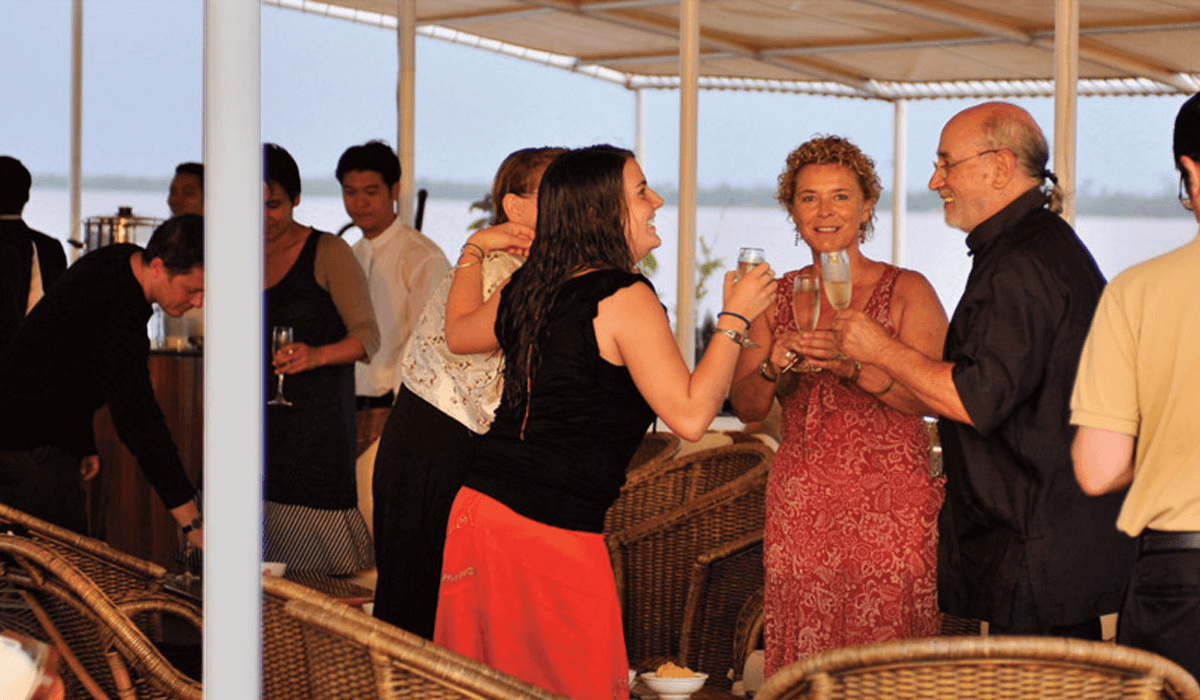Mekong river cruises singles booking